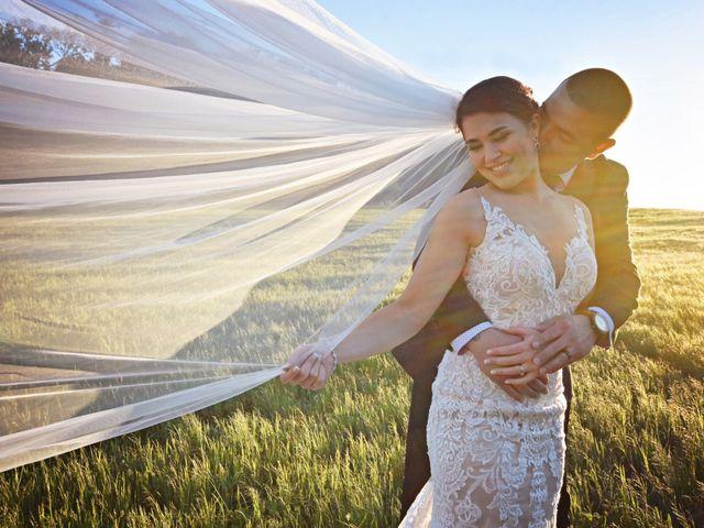Ashley and Derek's Wedding in Weatherford, Texas 62