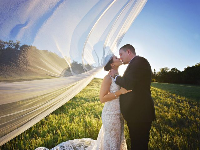 Ashley and Derek's Wedding in Weatherford, Texas 63