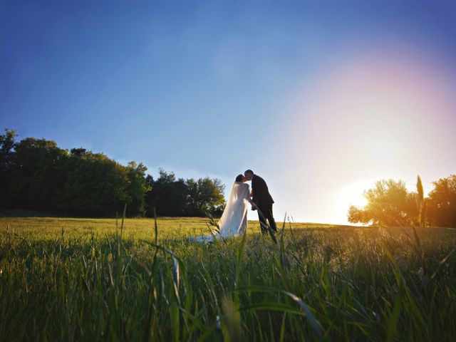Ashley and Derek's Wedding in Weatherford, Texas 65