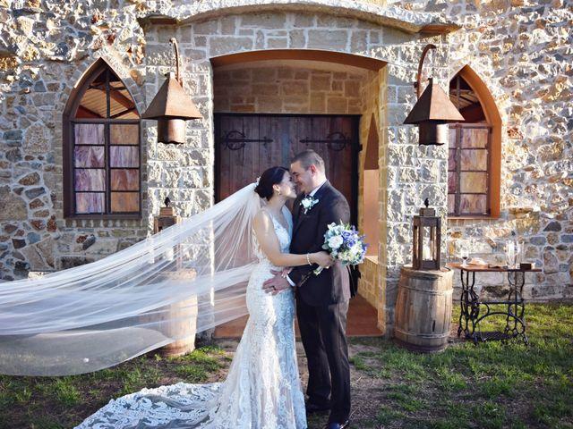 Ashley and Derek's Wedding in Weatherford, Texas 69