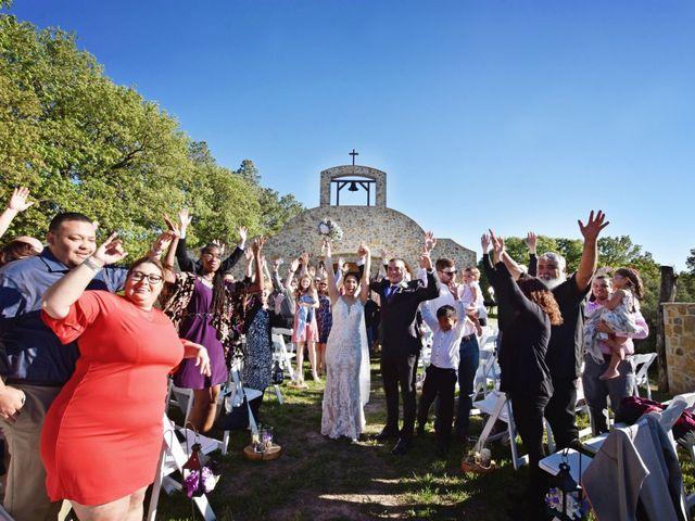 Ashley and Derek's Wedding in Weatherford, Texas 70
