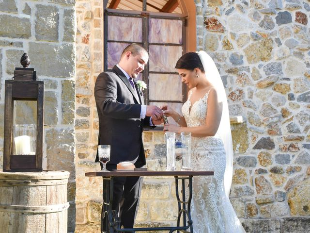 Ashley and Derek's Wedding in Weatherford, Texas 71
