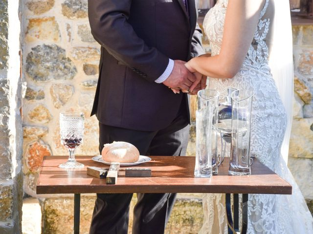 Ashley and Derek's Wedding in Weatherford, Texas 72