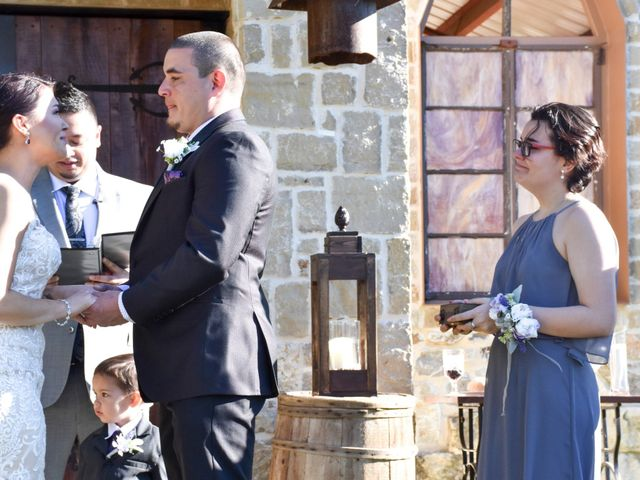 Ashley and Derek's Wedding in Weatherford, Texas 74