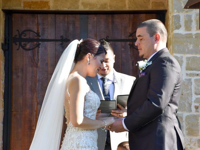 Ashley and Derek's Wedding in Weatherford, Texas 75