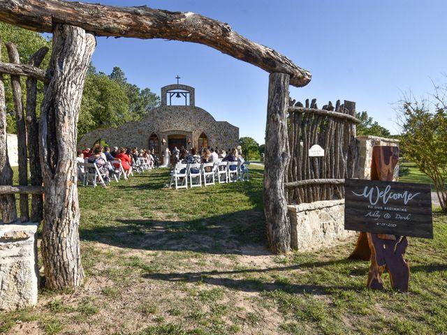 Ashley and Derek's Wedding in Weatherford, Texas 77