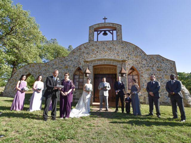 Ashley and Derek's Wedding in Weatherford, Texas 78