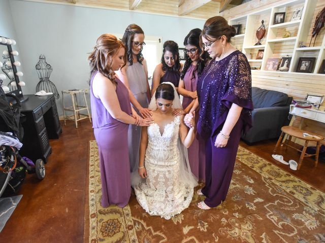 Ashley and Derek's Wedding in Weatherford, Texas 88