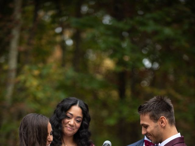 Juelia and Louis's Wedding in Henryville, Pennsylvania 40