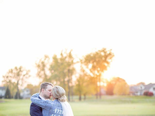Ryan and Megan's Wedding in Brooklyn Park, Minnesota 55