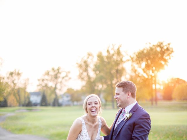 Ryan and Megan's Wedding in Brooklyn Park, Minnesota 56