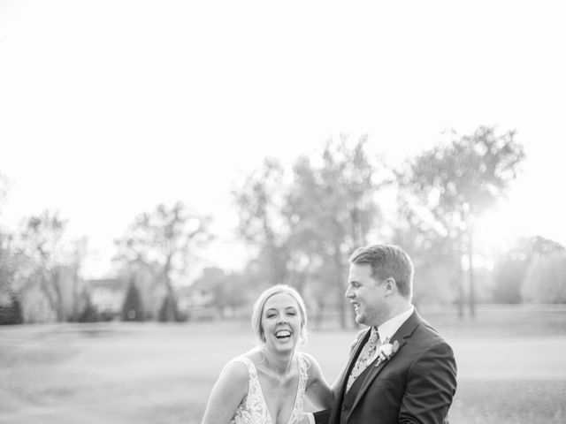 Ryan and Megan's Wedding in Brooklyn Park, Minnesota 57