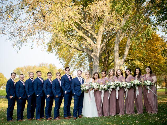 Ryan and Megan's Wedding in Brooklyn Park, Minnesota 114