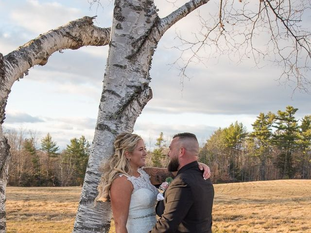 Jeff and Bri's Wedding in Oxford, Maine 1