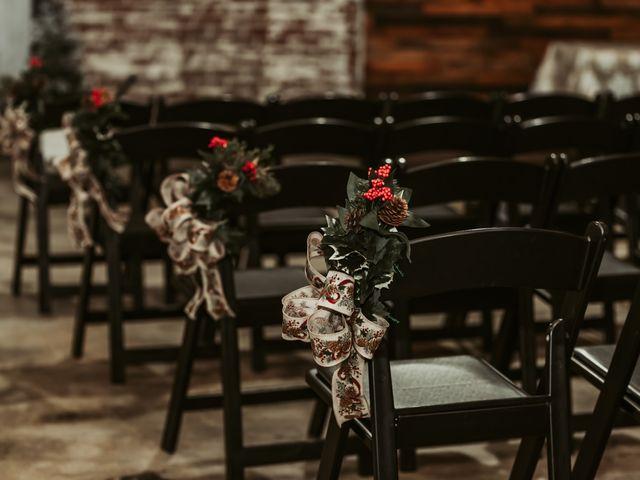 Austin and Marissa's Wedding in Ottawa, Kansas 3