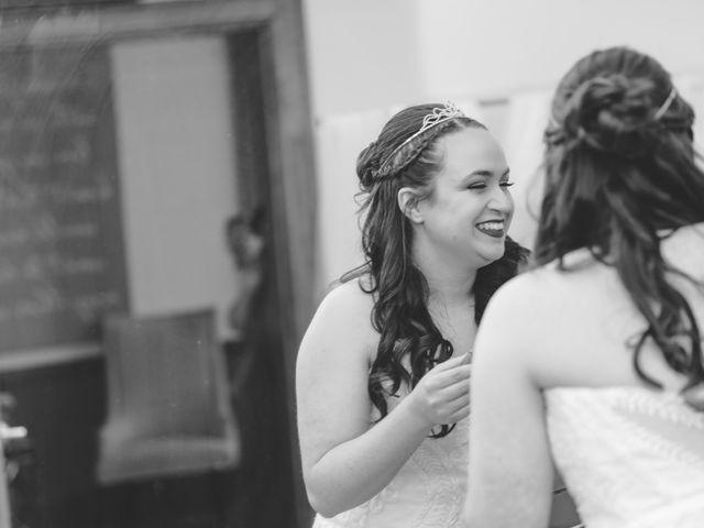 Austin and Marissa's Wedding in Ottawa, Kansas 9