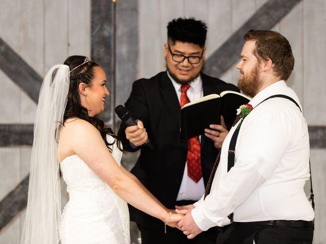 Austin and Marissa's Wedding in Ottawa, Kansas 13