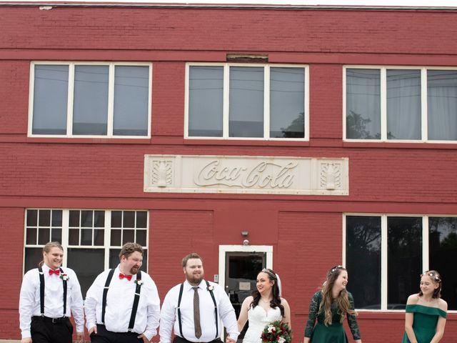 Austin and Marissa's Wedding in Ottawa, Kansas 1