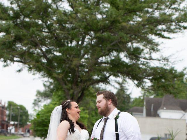 Austin and Marissa's Wedding in Ottawa, Kansas 18