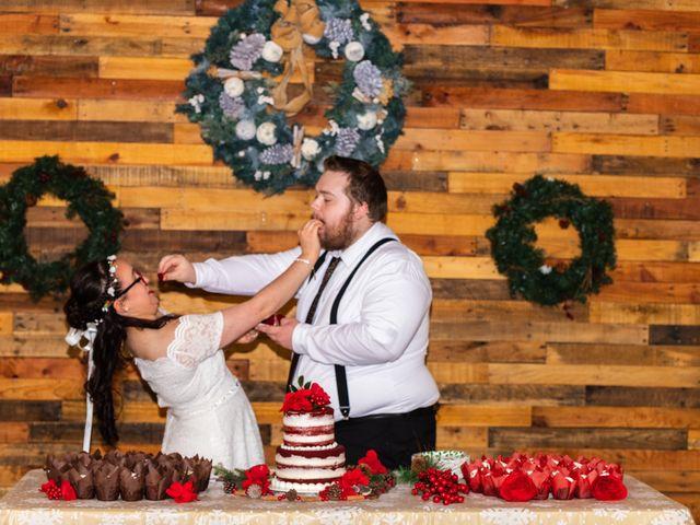 Austin and Marissa's Wedding in Ottawa, Kansas 22