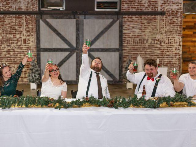 Austin and Marissa's Wedding in Ottawa, Kansas 23