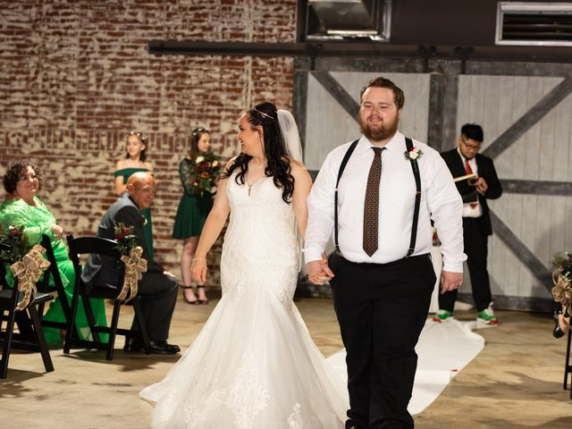 Austin and Marissa's Wedding in Ottawa, Kansas 24
