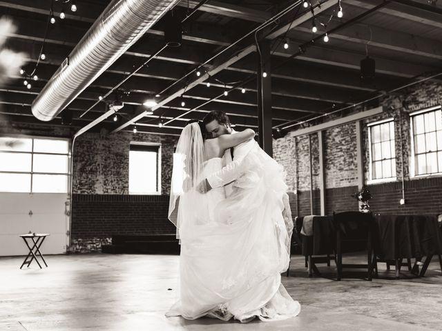 Austin and Marissa's Wedding in Ottawa, Kansas 29