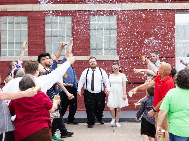 Austin and Marissa's Wedding in Ottawa, Kansas 2