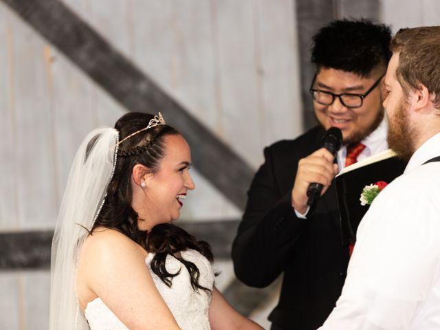 Austin and Marissa's Wedding in Ottawa, Kansas 33
