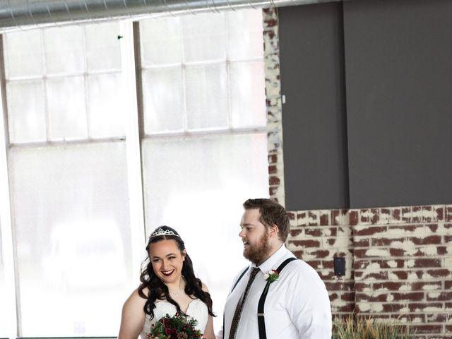 Austin and Marissa's Wedding in Ottawa, Kansas 34