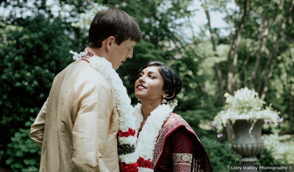 Thomas and Vidiya's Wedding in Nashville, Tennessee