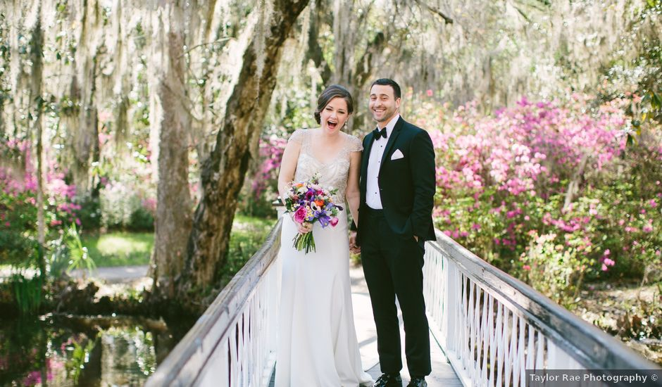 Anthony and Laura's Wedding in Charleston, South Carolina