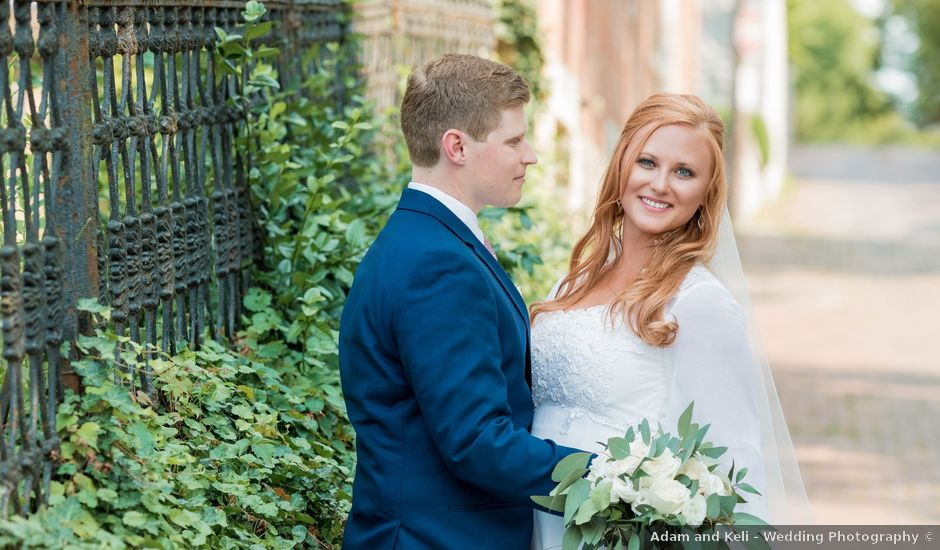 Matthew and Rebecca's Wedding in Fort Thomas, Kentucky