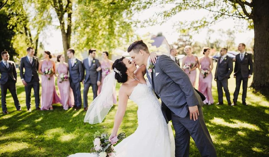 Grant  and Kristina's Wedding in Green Bay, Wisconsin