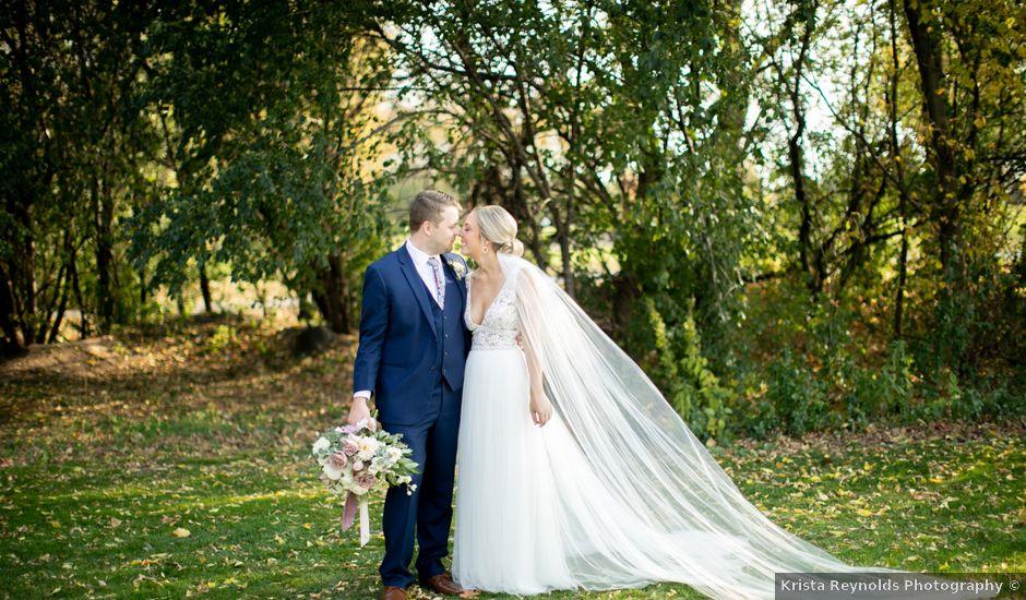 Ryan and Megan's Wedding in Brooklyn Park, Minnesota