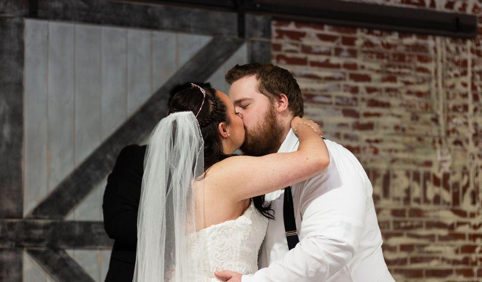 Austin and Marissa's Wedding in Ottawa, Kansas