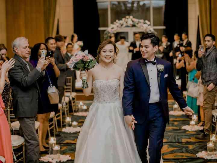 The wedding of Brandy and Fernando