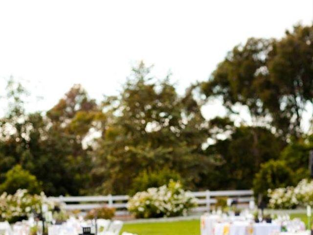 Larissa and Tony's wedding in California 21