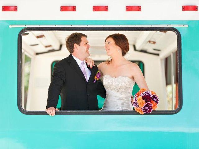 Larissa and Tony's wedding in California 25