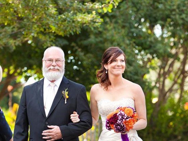 Larissa and Tony's wedding in California 12
