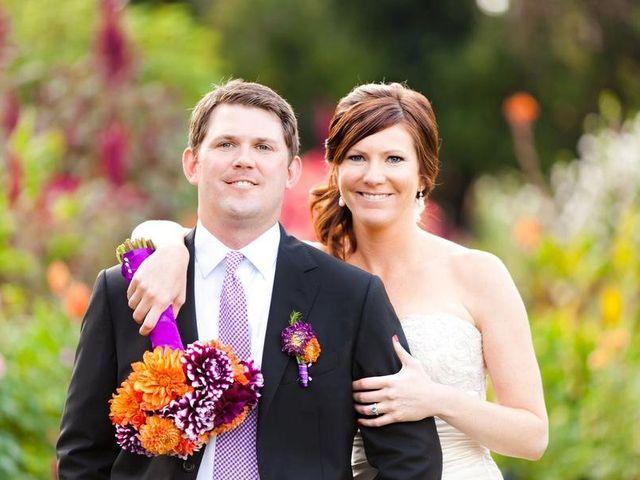 Larissa and Tony's wedding in California 24
