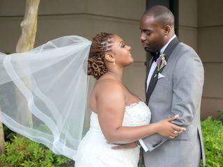 The wedding of Greyson and Azalea 1