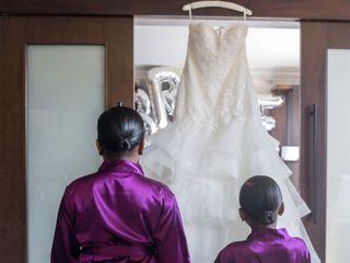 The wedding of Greyson and Azalea 2