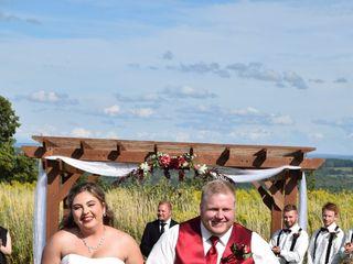 The wedding of Marissa  and Matt 3