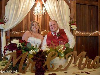 The wedding of Marissa  and Matt