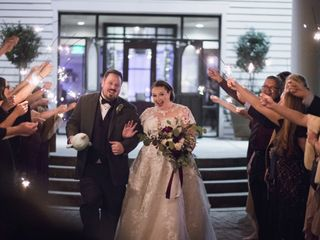 The wedding of Anna and Ben 2