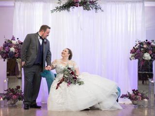The wedding of Anna and Ben