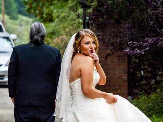 The wedding of Amanda and Nick 1