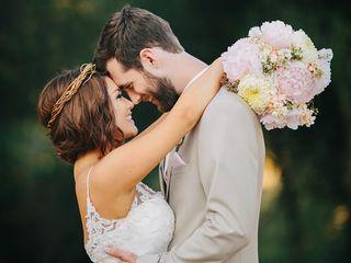 The wedding of James and Karisa 1
