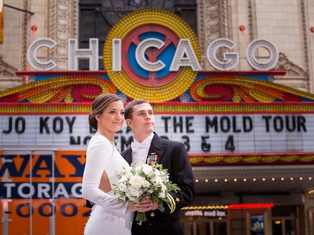 Michael and Mary's Wedding in Chicago, Illinois 23